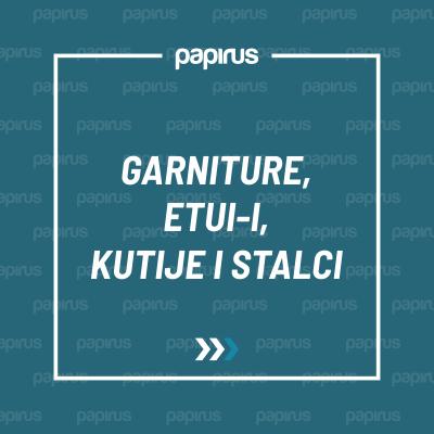 GARNITURE, ETUI-I, KUTIJE I STALCI