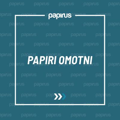 PAPIRI OMOTNI