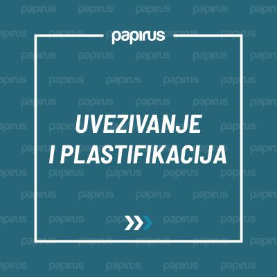 UVEZIVANJE I PLASTIFIKACIJA